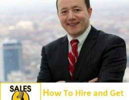 Sales Babble Podcast: How To Hire and Get a Sales Job with Gregg Salkovitch