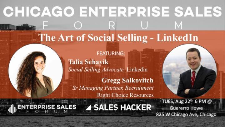 Chicago Enterprise Sales